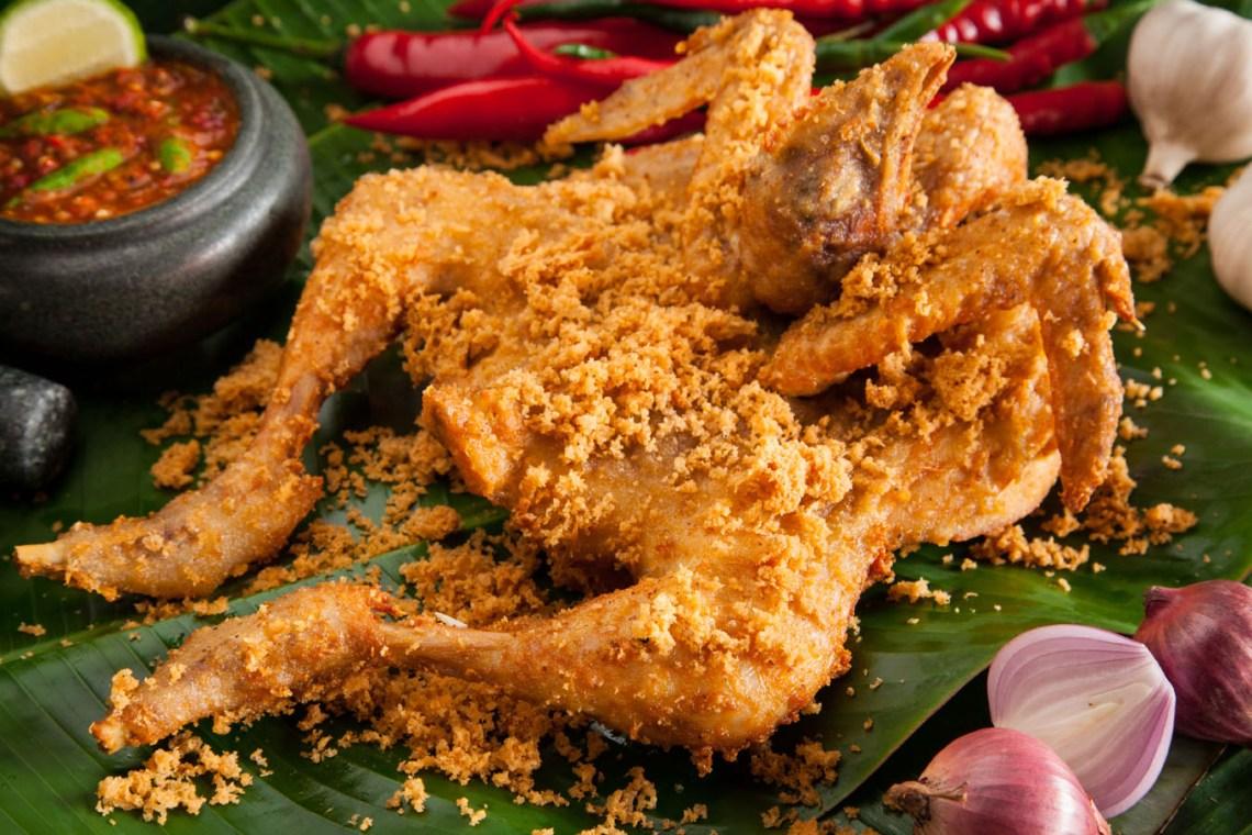 Ayam goreng kalasan