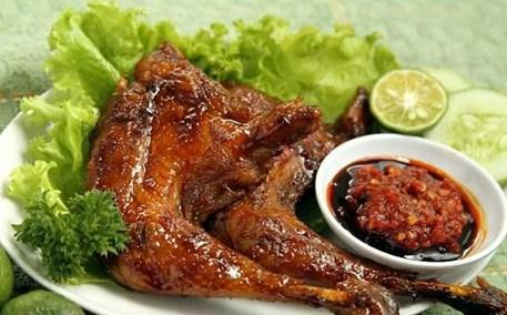 resep ayam bakar, Resep Ayam Bakar Enak