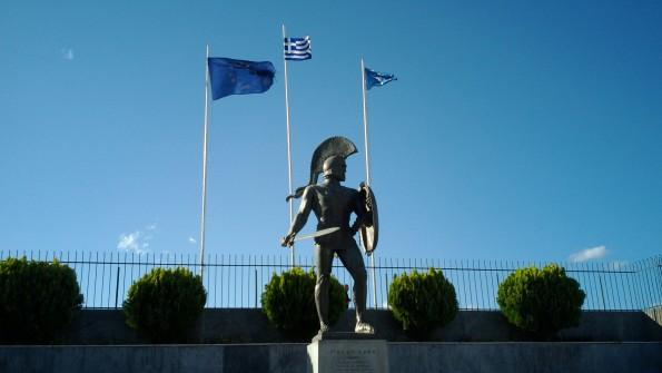 Leonidas - Sparta - Grecia