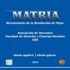 Mario Aguirre: Matria