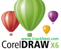 Corel Draw X6 Keygen Plus Crack & Serial Number Download Full Version