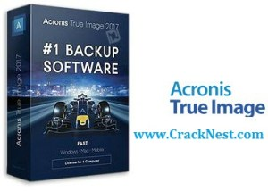 Acronis True Image 2017 Crack