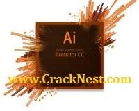 Adobe Illustrator CC Crack & Keygen Plus Serial Number Download