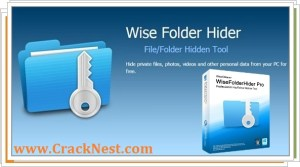 Wise Folder Hider Pro Key