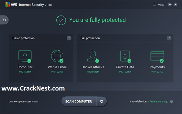 AVG Internet Security 2019 Key
