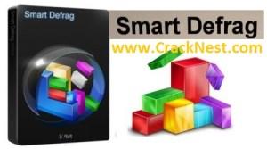 iObit Smart Defrag 5 Key Crack
