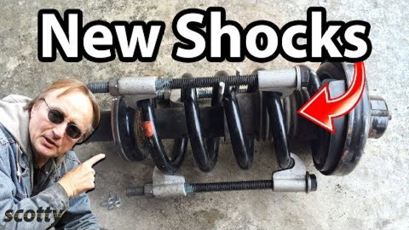 How to Replace Shock Absorbers to Fix Car Clunks
