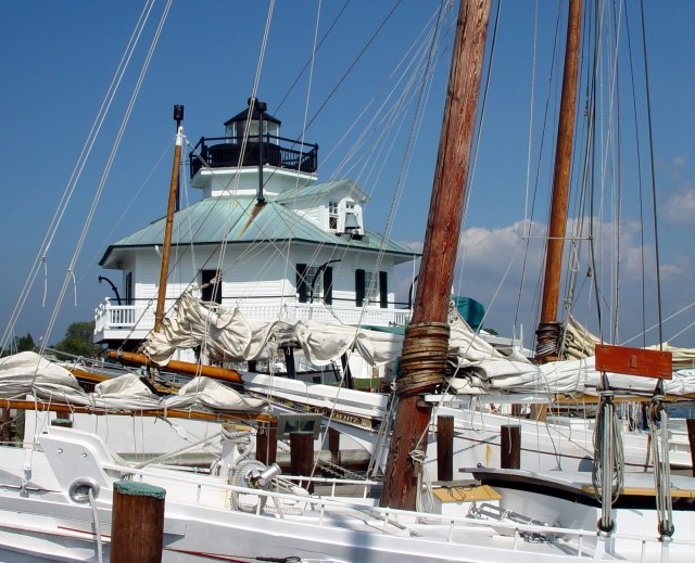 The Chesapeake Bay Maritime Museum is offering Highlights Tours on Saturdays and Sundays in February, which explore CBMM's can't-be-missed exhibitions and objects, including the 1879 Hooper Strait Lighthouse, Edna E. Lockwood restoration and floating fleet of historic Chesapeake Bay boats, Oystering on the Chesapeake, Waterman's Wharf, and more.
