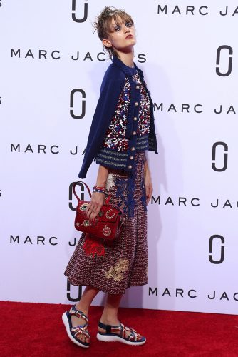 NYFW Trend Report SS/16 Marc Jacobs/REDKEN