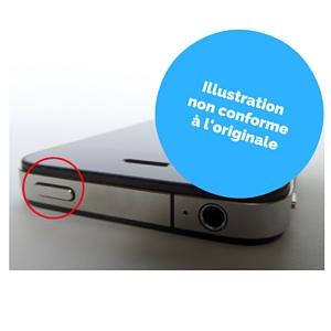 Réparation Bouton Power iPhone