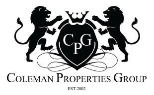 CPG Coleman Properties Group