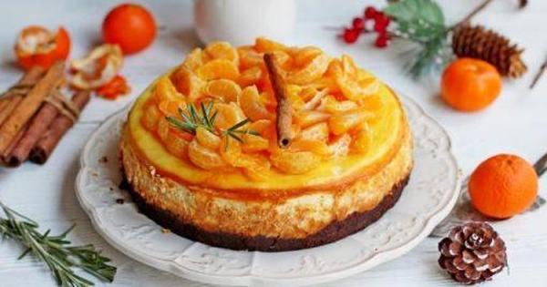 Мандариновый торт - вкусные рецепты и идеи украшения цитрусового десерта