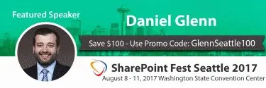 SharePoint Fest Seattle 2017