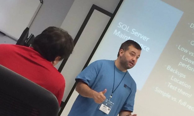 Presenting at SQL Saturday Pensacola #SQLSatPensacola