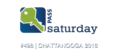 SQL Saturday Chattanooga 2016