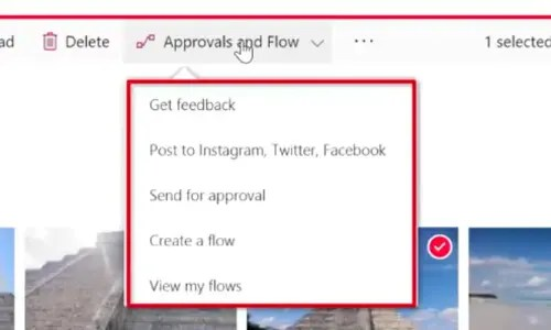 New Simple Approval Flows In SharePoint Libraries