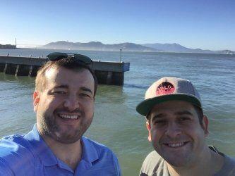 Vlad Catrinescu and Daniel Glenn