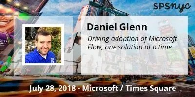 SharePoint Saturday New York City 2018