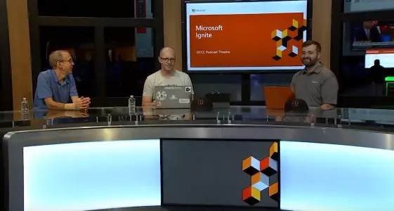 365 Message Center Show #64 Live from Microsoft Ignite! – Recap