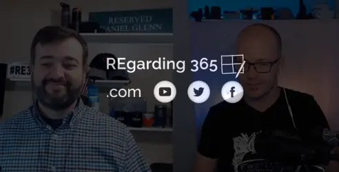 365 Message Center Show #77 @regarding365 #RE365