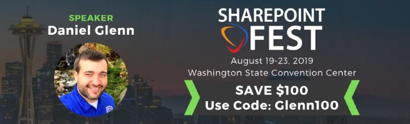 SharePoint Fest Seattle Discount Code