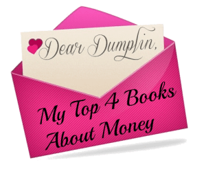 Top 4 Books About Money