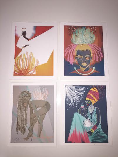 Brooklyn Dolly post cards