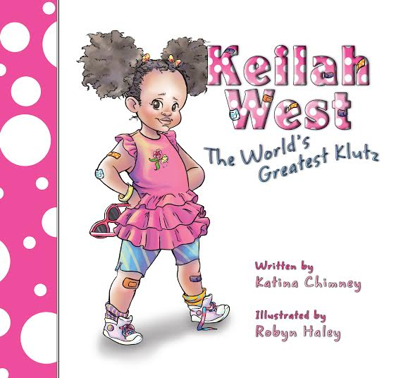 Keilah West World's Greatest Detective Blog Cover