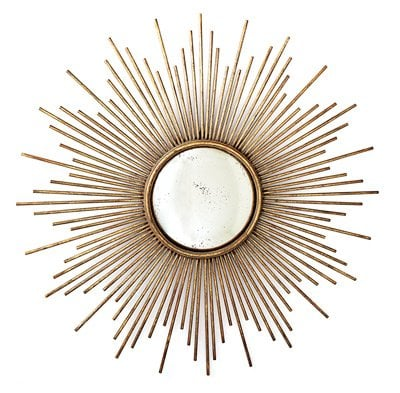 sunburst-mirror small home love