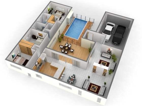 Hop Skip Decorate - Ivaylo Stoyanov - 3D-Floor-Plan_Upper_floor