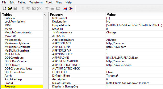 Deploy Java Runtime Environment with Group Policy