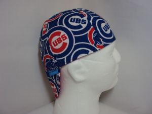 MLB Chicago Cubs Circles Welders Cap