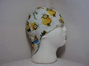 All Natural Minions Welding Cap