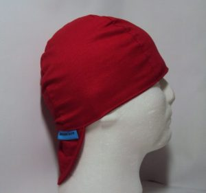 All Red Welders Hat