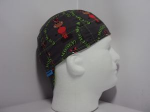 Red Ass Welding Caps