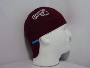Embroidered Grow A Pair Welding Cap