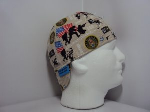US Army Welding Cap