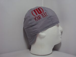 Embroidered Screw With Text You Welding Cap