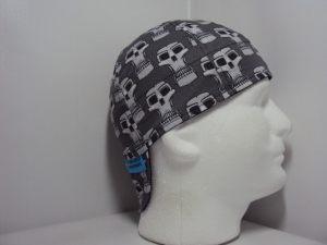 Grumpy Skulls Welding Cap ©