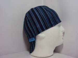 Norway Stripes Welding Cap