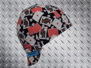 Card Games Welding Hat