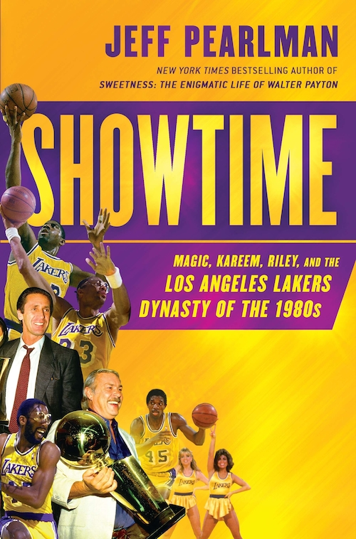 Showtime Lakers by Jeff Pearlman dreallday.com