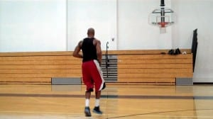 point guard ball screen counter move dre baldwin