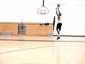 Midrange Off-Dribble Moves - In & Out-Pound Combo Escape Dribble Bank Jumpshot - Dre Baldwin