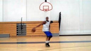 Half-Crossover, 2-Step Cross Drive & Finish Pt. 2 - Dre Baldwin