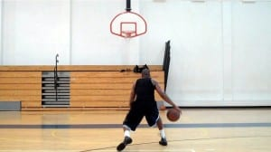Floater Drill for Guards: Jab Step, Jumpstop Finish Pt. 2 - Dre Baldwin