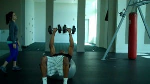 Full Off-Court Workout #6: Balance, Core Stabilization, ROM w/ Maria (@GroovySweat) - Dre Baldwin