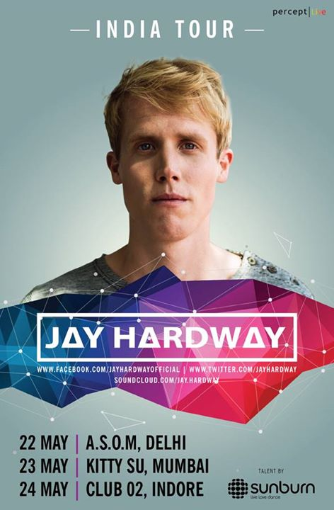 jay hardwary sunburn india