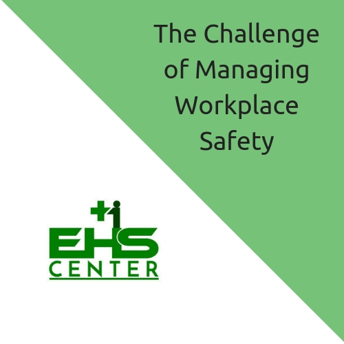 The Challenge of Managing Workplace Safety