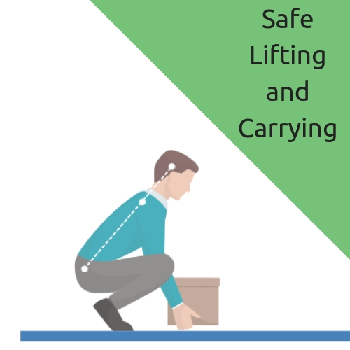 Safe Lifting and Carrying Training